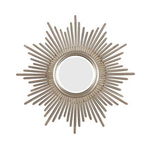 Reyes Antique Silver Wall Mirror