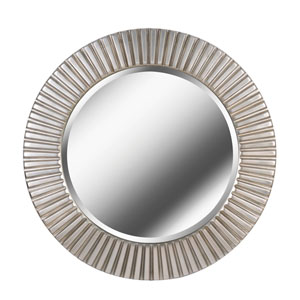 North Beach Silver Wall Mirror