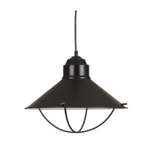 Harbour Oil Rubbed Bronze Dome Pendant
