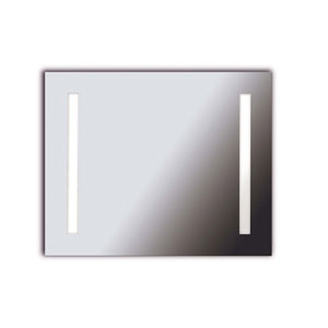 Rifletta Two-Light 32-Inch Lighted Bath Mirror