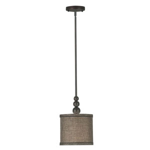 Margot Oil Rubbed Bronze One-Light Mini Pendant