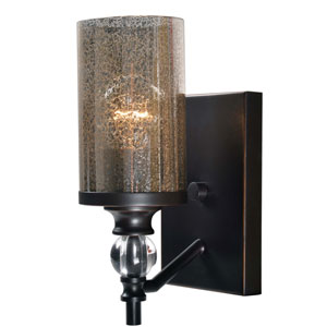 Chloe Oil Rubbed Bronze One-Light Wall Sconce