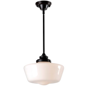 Cambridge Oil Rubbed Bronze One-Light Pendant