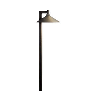 Centennial Brass 2700K LED Ripley Path Light