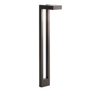 Centennial Brass 22-inch One-Light Outdoor Path Light