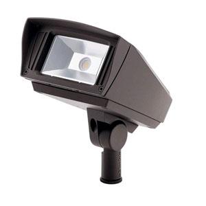 Landscape LED Textured Black One-Light LED Landscape Light