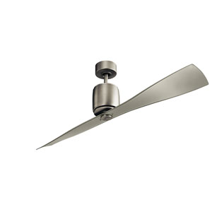 Ferron Brushed Nickel Ceiling Fan