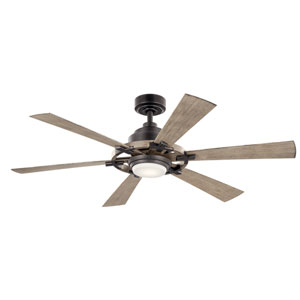 Anvil Iron 52-Inch LED Ceiling Fan