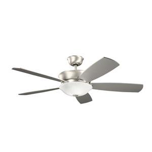 Skye Brushed Nickel LED Ceiling Fan
