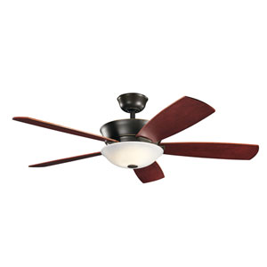 Skye Oiled Bronze LED Ceiling Fan