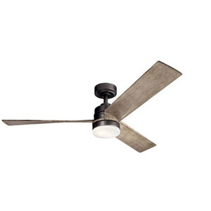 Spyn Anvil Iron LED 52-Inch Ceiling Fan