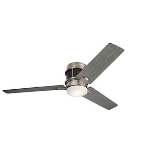 Chiara Brushed Nickel LED 52-Inch Ceiling Fan
