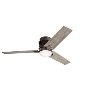Chiara Olde Bronze LED 52-Inch Ceiling Fan