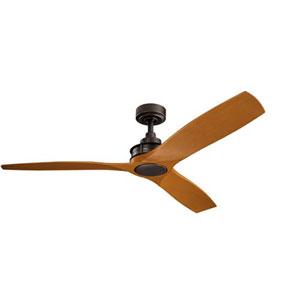 Ried Olde Bronze 56-Inch Ceiling Fan