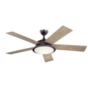 Anvil Iron 56-Inch LED Ceiling Fan