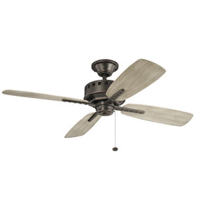 Eads Olde Bronze 52-Inch Ceiling Fan