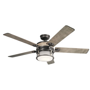 Ahrendale Anvil Iron LED Ceiling Fan