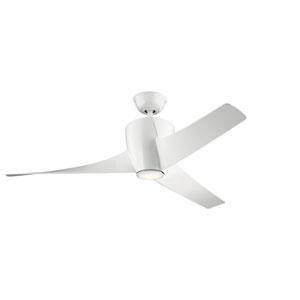 Phree White LED Ceiling Fan