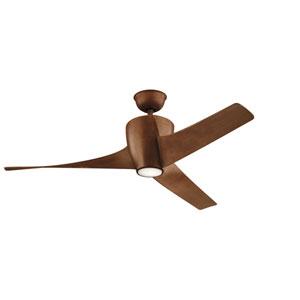 Phree Walnut LED Ceiling Fan