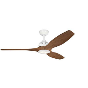 Jace Bamboo LED 60-Inch Ceiling Fan