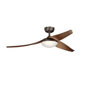 Flyy Olde Bronze LED Ceiling Fan