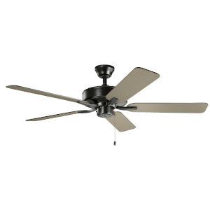 Basics Pro Satin Black 52-Inch Ceiling Fan