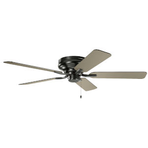 Basics Pro Legacy Satin Black 52-Inch Ceiling Fan