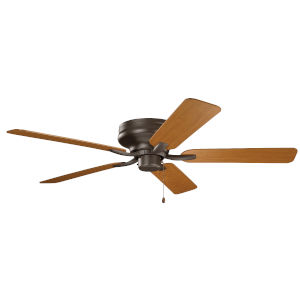 Basics Pro Legacy Satin Natural Bronze 52-Inch Ceiling Fan