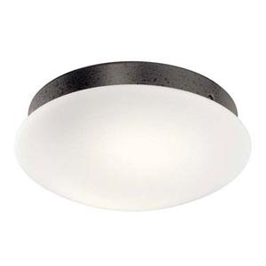 Ried Anvil Iron LED 6-Inch Celing Fan Light Kit