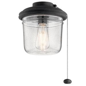 Yorke Distressed Black LED Light Kit