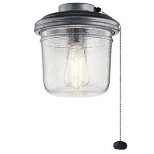 Yorke Weathered Steel Powder Coat LED Light Kit