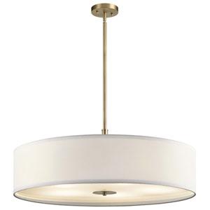 Classic Bronze Five-Light Pendant