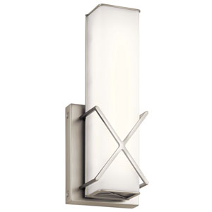 Trinsic Brushed Nickel LED Wall Sconce
