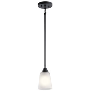 Skagos Black One-Light Mini Pendant