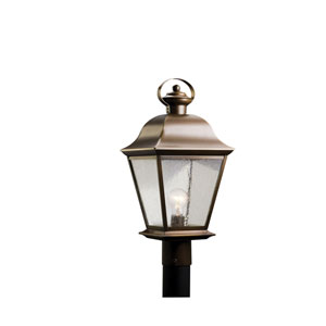 Mt. Vernon Bronze Post Top Lantern
