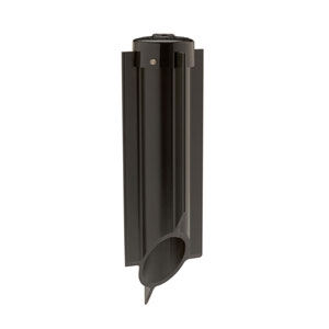 Black Line Voltage Landscape Accessory Stake