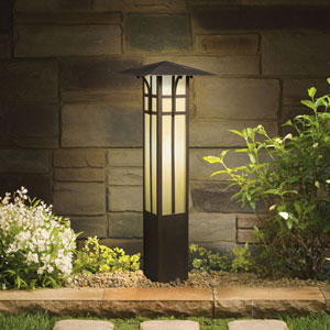 Olde Bronze 25.5-Inch One-Light Landscape Path Light