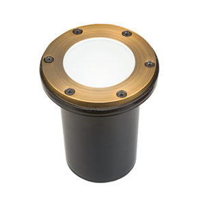 15481CBR Centennial Brass In-Ground Accent Light