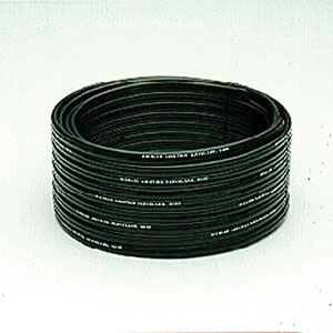 Black 100-Foot Landscape Twelve-Gauge Cable
