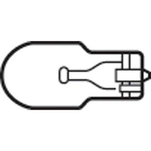 Clear Xenon T5 Wedge, 11.5W