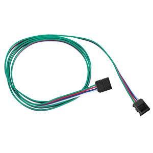 1IC96RGBBK Black 96-Inch LED Tape RGB Interconnect