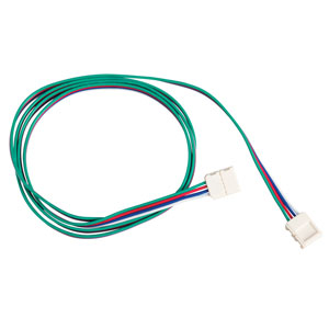 1IC96RGBWH White 96-Inch LED Tape RGB Interconnect