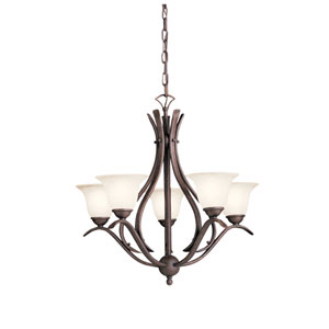 Dover Five-Light Chandelier