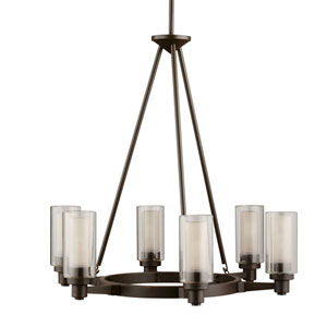 Circolo Six-Light Chandelier