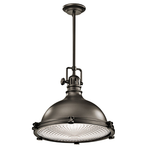 Hatteras Bay Olde Bronze One Light Pendant