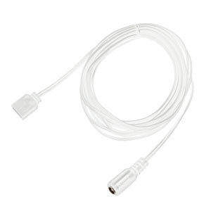 2SL2WH White 2-Foot LED Tape Supply Lead