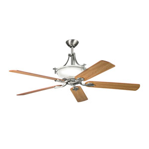 Olympia Antique Pewter 60-Inch Ceiling Fan