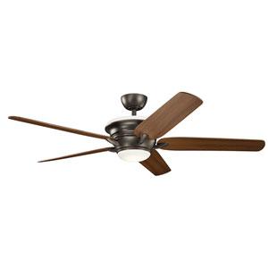 Pino Olde Bronze 60-Inch LED Ceiling Fan