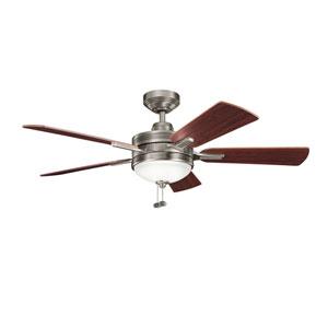 Logan Antique Pewter 52 Inch Ceiling Fan