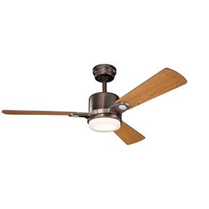 Celino Oil Brushed Bronze 48-Inch LED Ceiling Fan